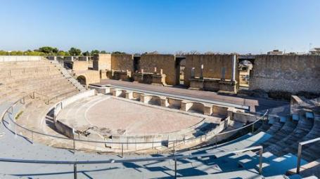 Los 16 teatros romanos más impresionantes de España 6