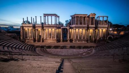 Los 16 teatros romanos más impresionantes de España 3