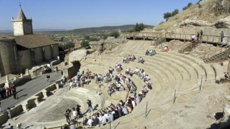 Los 16 teatros romanos más impresionantes de España 9