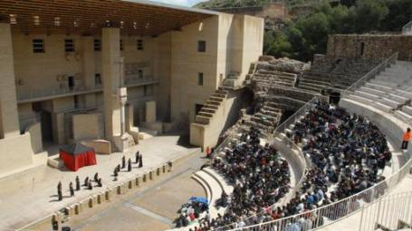 Los 16 teatros romanos más impresionantes de España 16